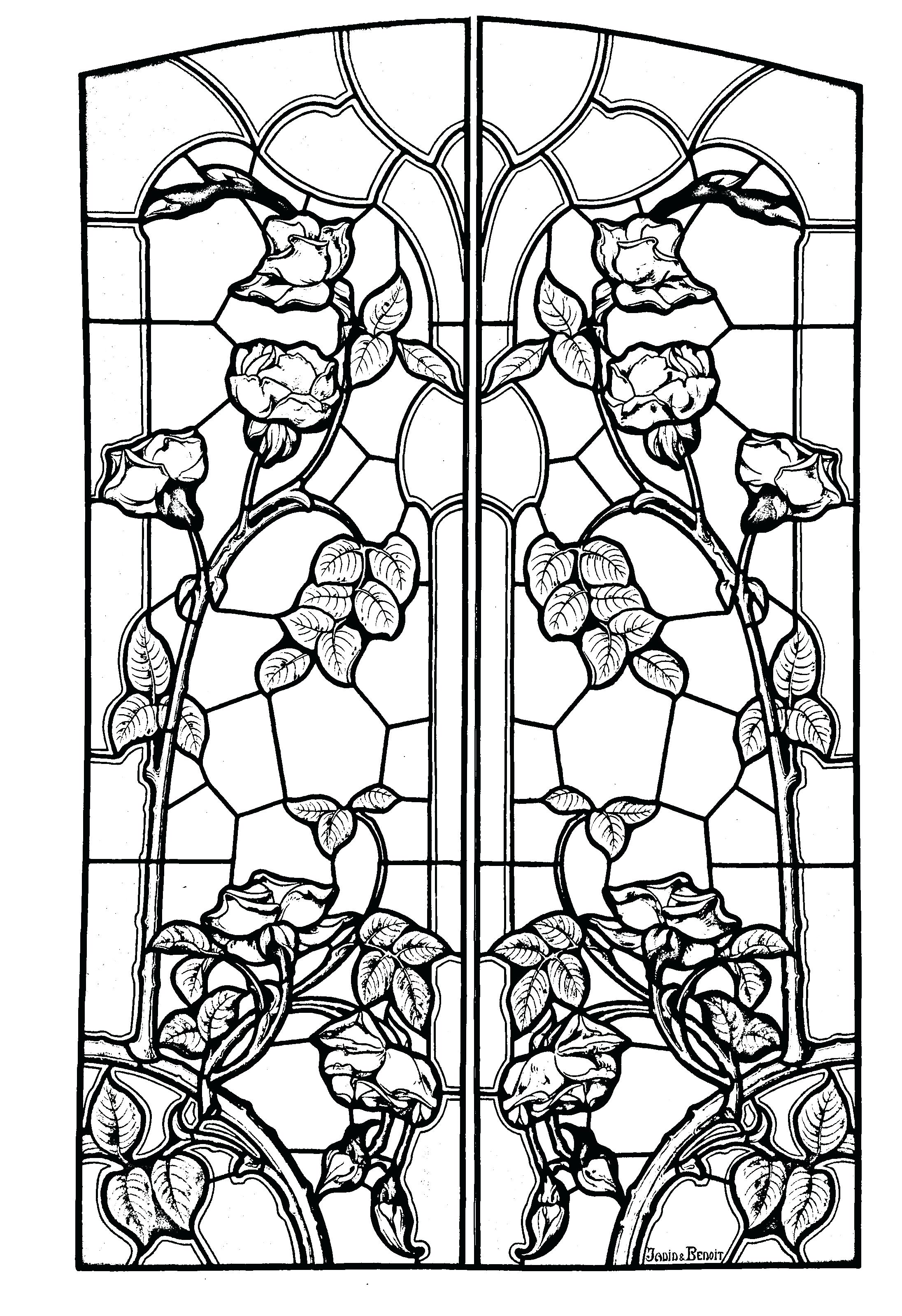 2192x3199 Stained Glass Quilt Patterns Free Best Stained Glass Golf Sports