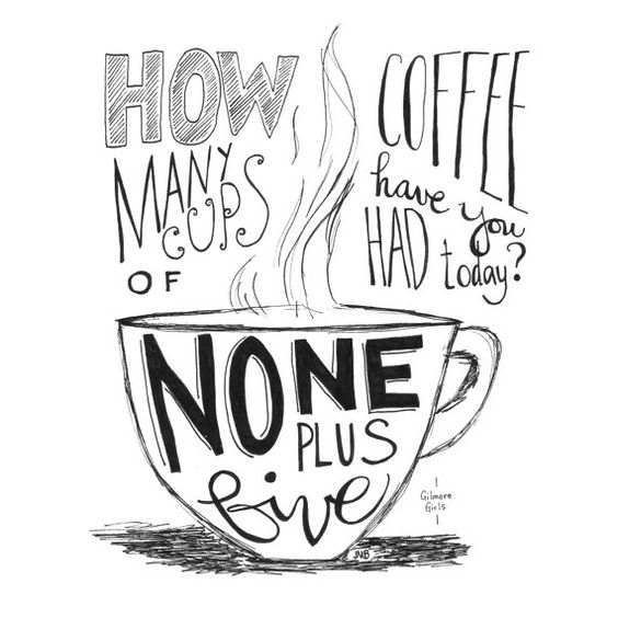 564x564 The Best Gilmore Girls Quotes About Coffee!