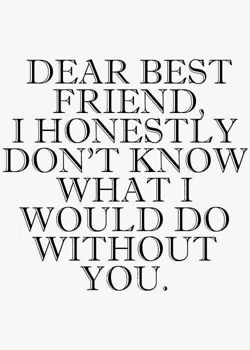 500x700 Best Friend Quote Drawings A Best Friend Is There To Hold Your