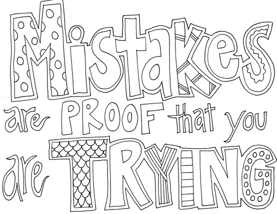 554x428 Inspirational Quotes Coloring Pages For Adults