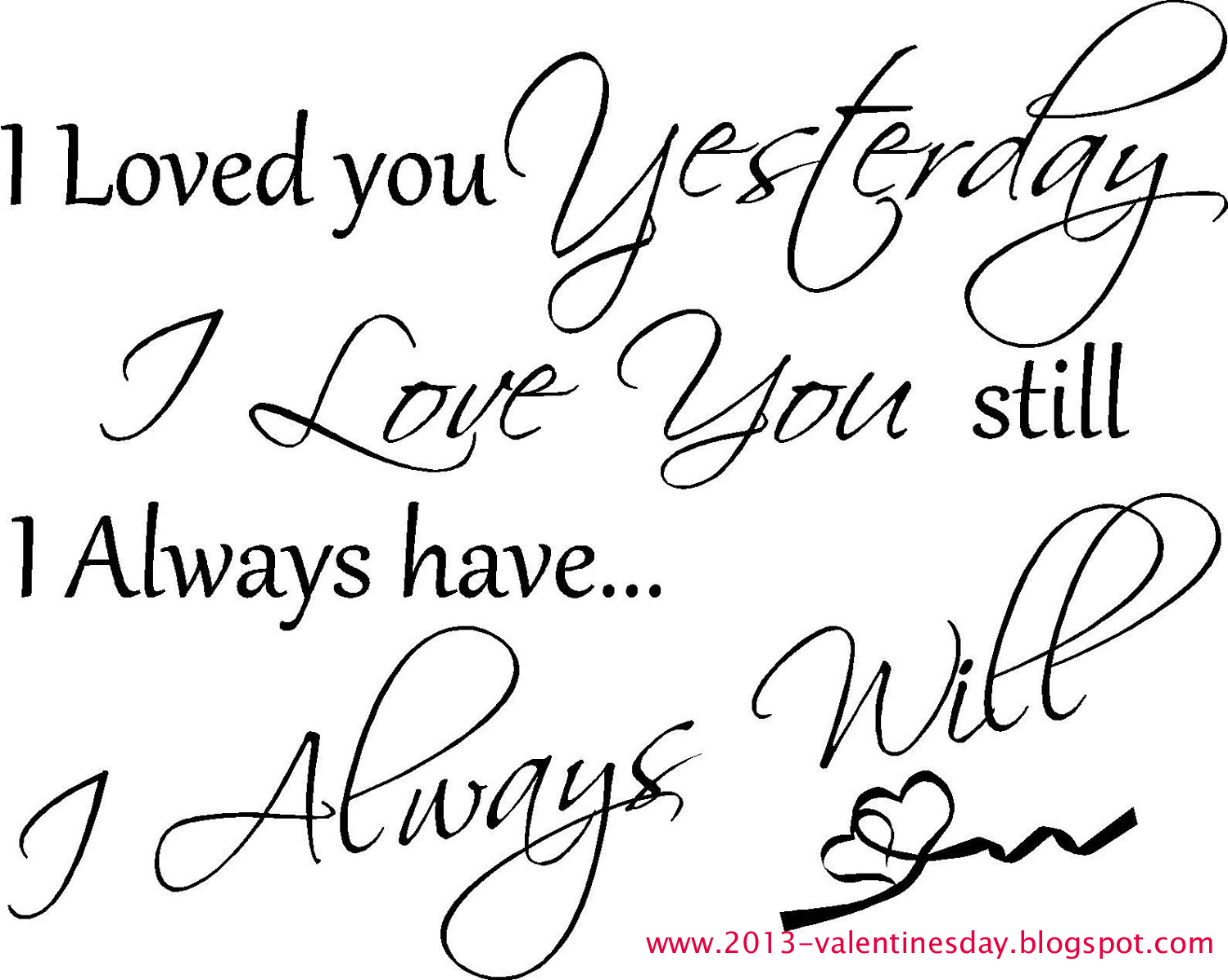 1500x1197 Loving You More Quotes