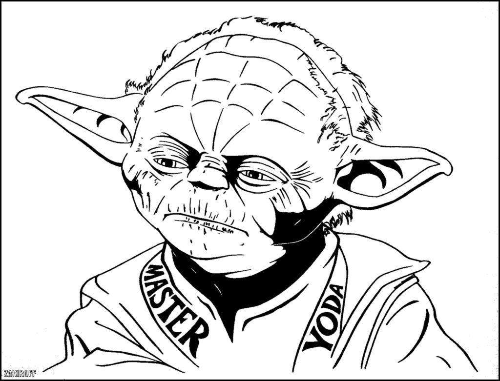1024x781 Star Wars Drawings Easy