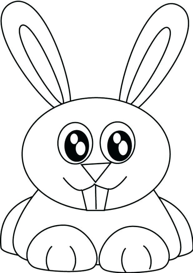 618x874 This Is Bunny Coloring Page Images Outstanding Bunny Coloring