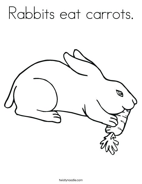 468x605 Carrot Coloring Pages