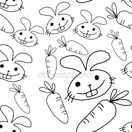 450x450 Animals, Art, Baby, Background, Beautiful, Black, Blue, Bunny