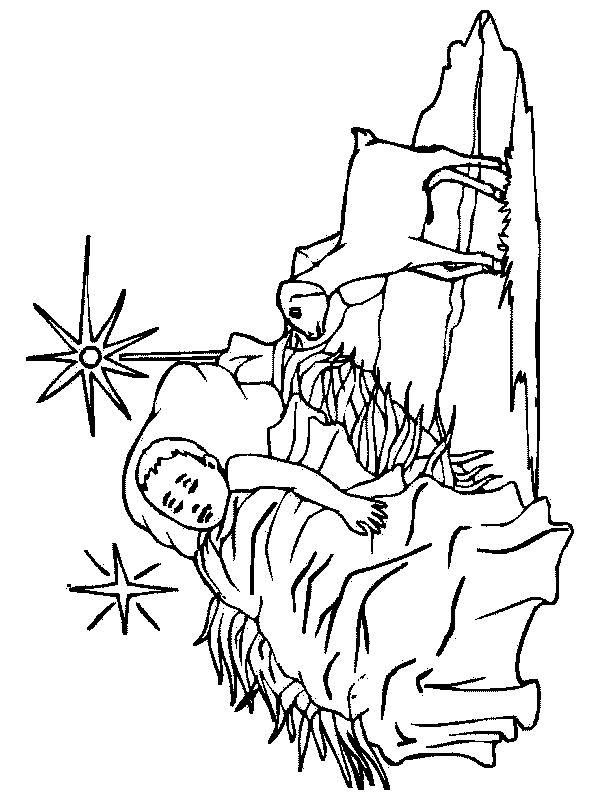 600x800 Christmas Raccoon Coloring Page