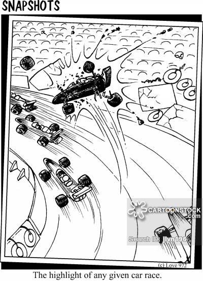 400x553 Racing Cars Cartoons And Comics