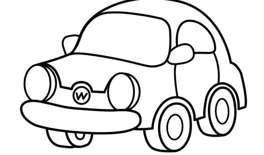 Race Car Drawing At Getdrawings Com