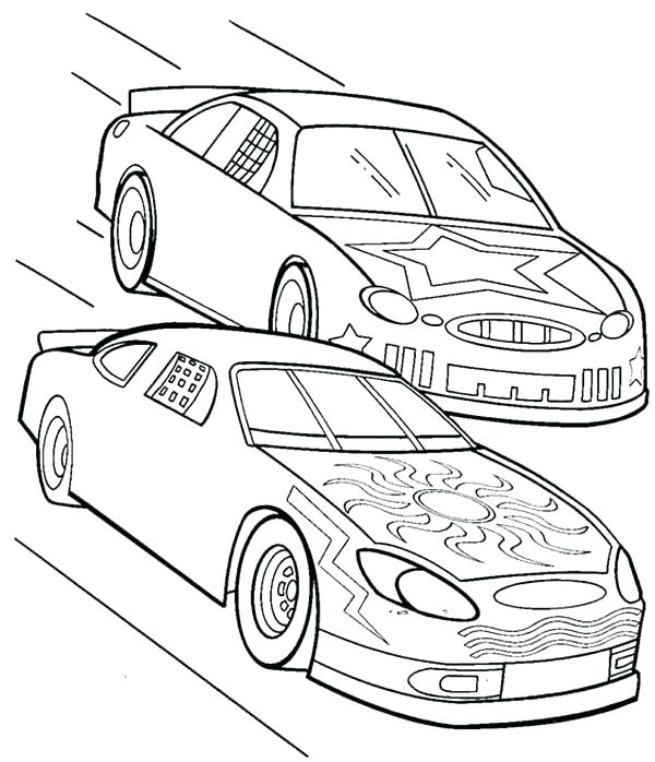 600x698 This Is Nascar Coloring Pages Images Coloring Pages To Print Race