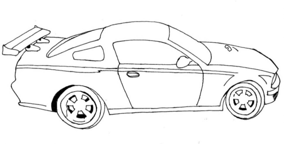 970x492 Coloring Race Car Pages For Kids Tags Race Car Coloring Pages