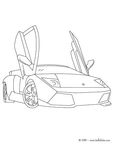 364x470 Lamborghini Coloring Page Coloring Pictures Cars Three Different