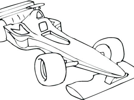 440x330 Simple Car Coloring Pages Kids Coloring Download Easy Car Coloring