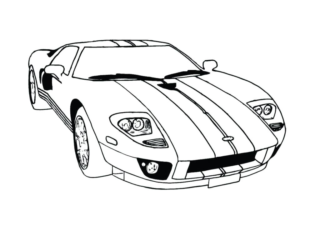 1024x723 Comfortable Car Drawing Template Images