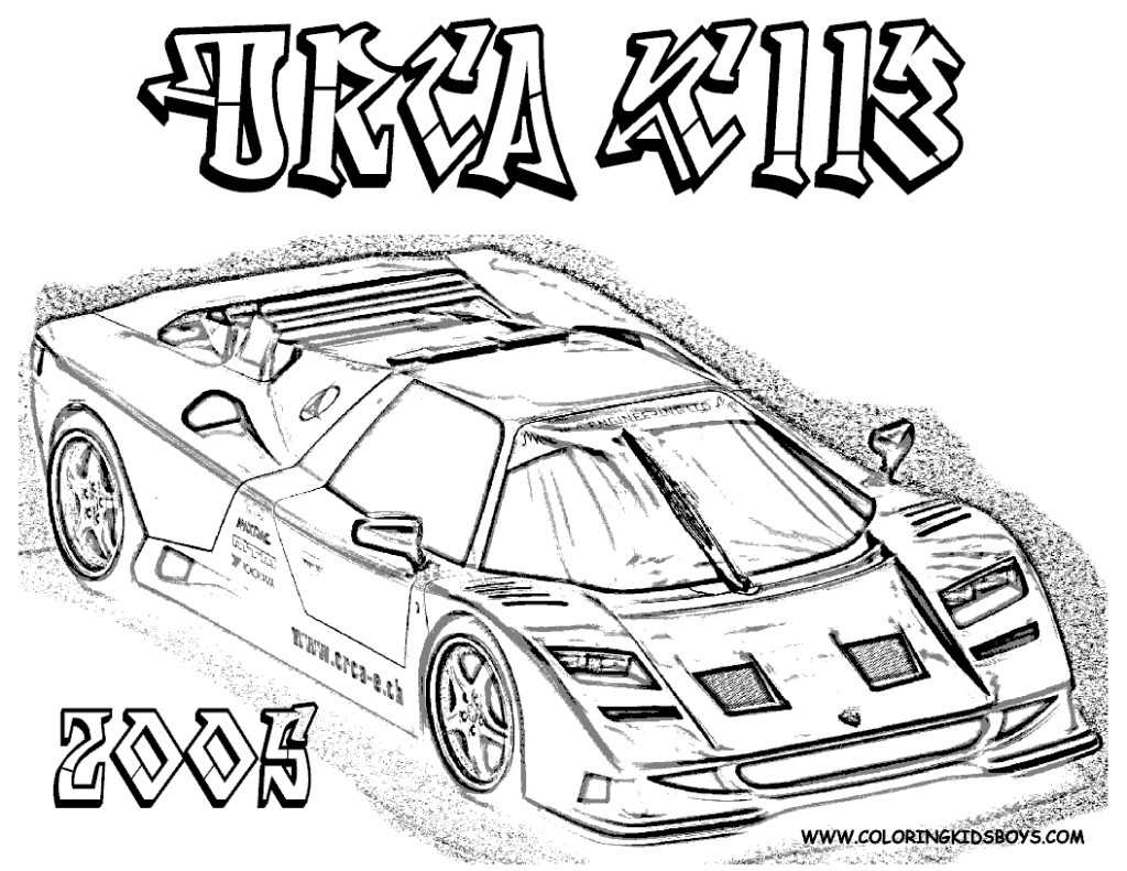 1024x791 Race Car Coloring Pages Cars Free Nascar Super Bebo Pandco