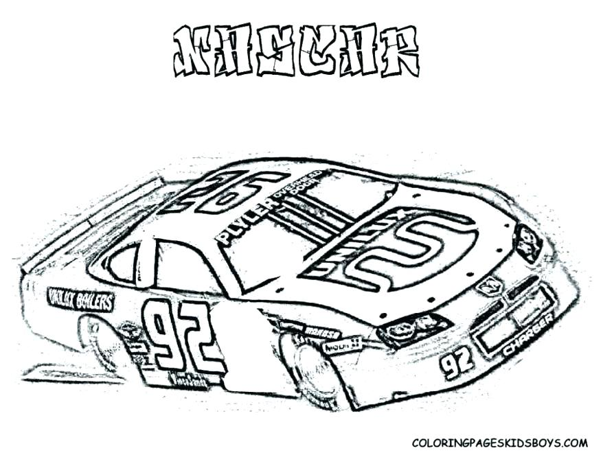 Race Cars Drawing At Getdrawings Com