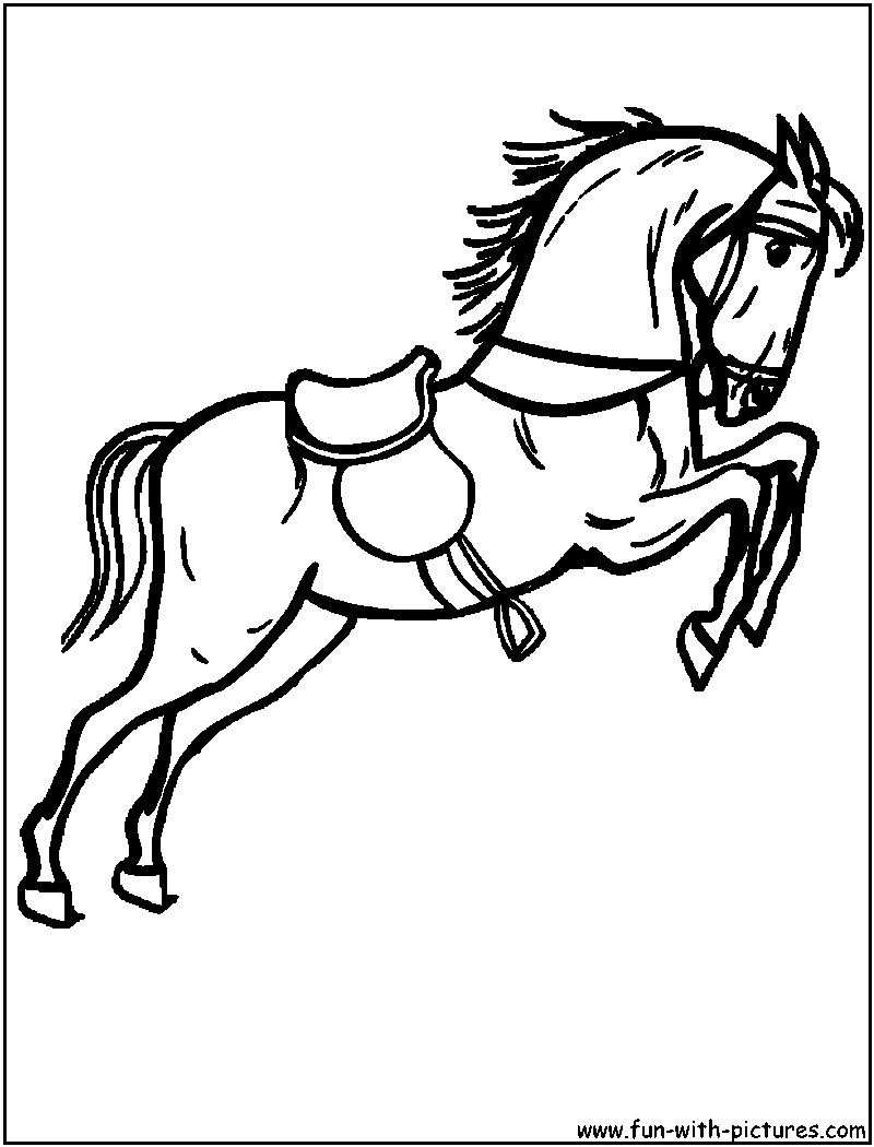 Racehorse Drawing at GetDrawings.com | Free for personal use ...