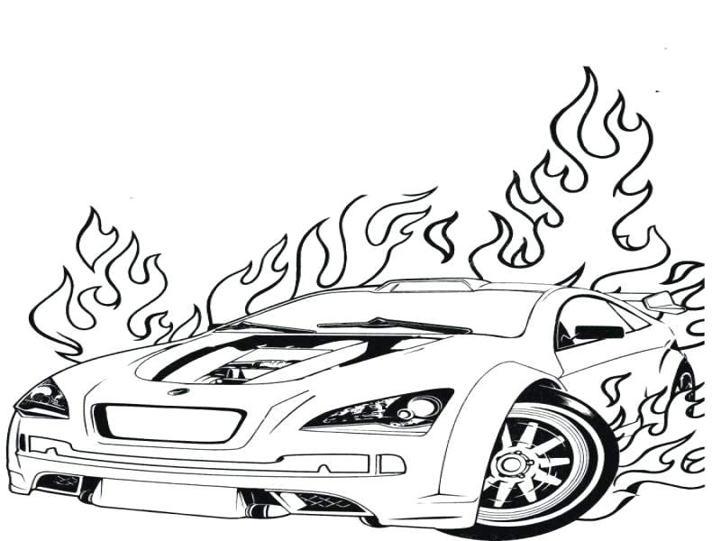 800x600 Cars Coloring Pages Printable Race Car Coloring Page Printable