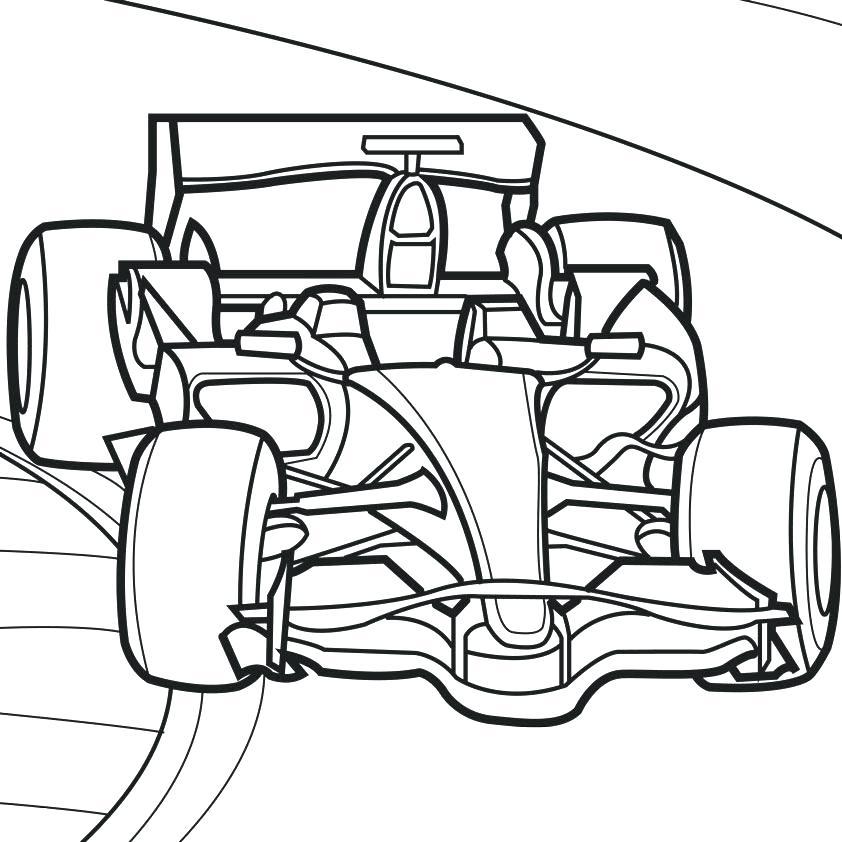 842x842 Car Coloring Book And Jaguar Old Racing Car Coloring Page Free