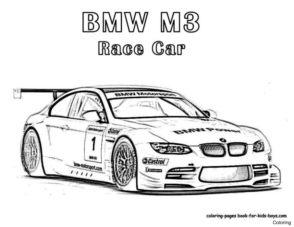 1024x791 Cool Muscle Cartoon Cars For Coloring Pages Car 5f To Print Boys