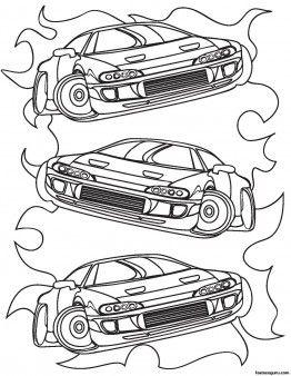 262x338 Drawn Race Car Kid