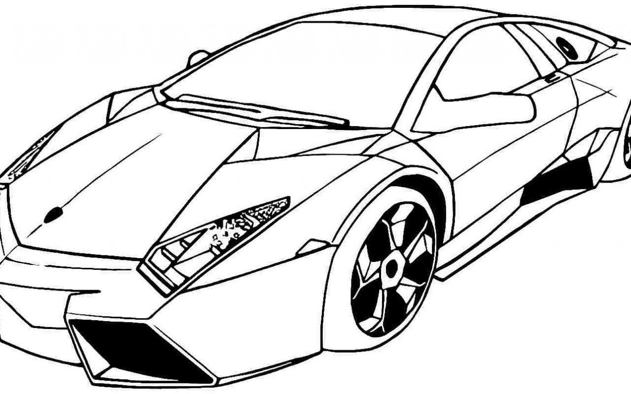 1280x800 Drawn Race Car Colouring Sheet Pencil Free Printable Coloring