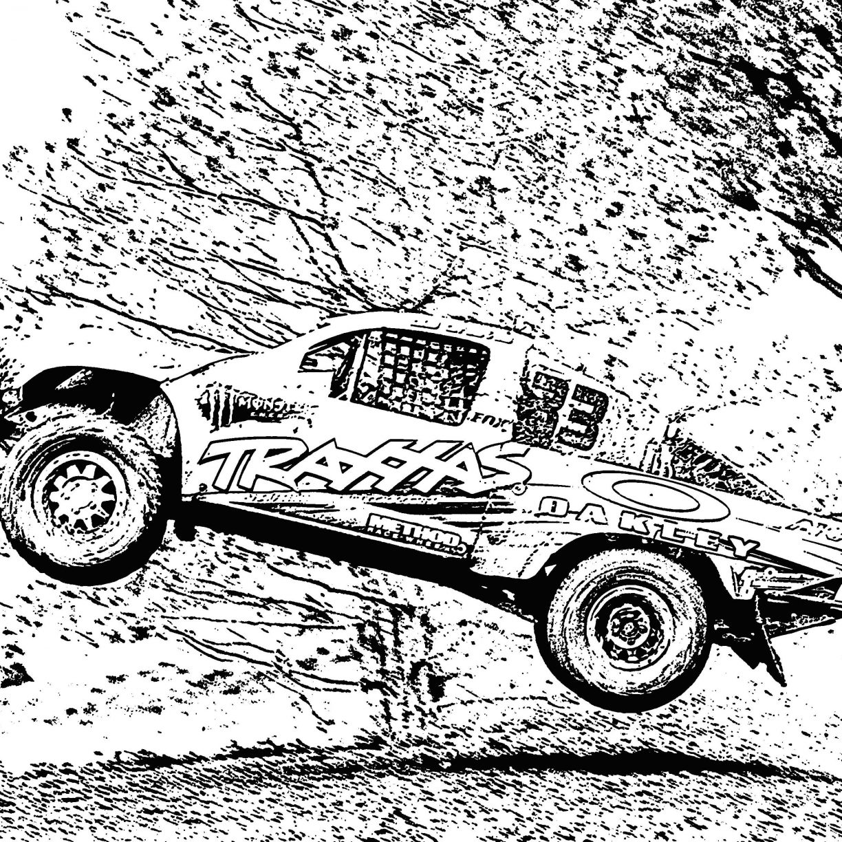 1224x1224 Top Pictures Of Race Cars To Color Free Printable Car Coloring