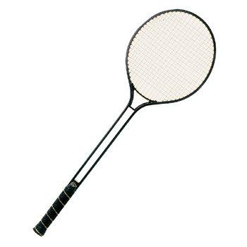 350x350 Aluminum Double Shaft Badminton Racket
