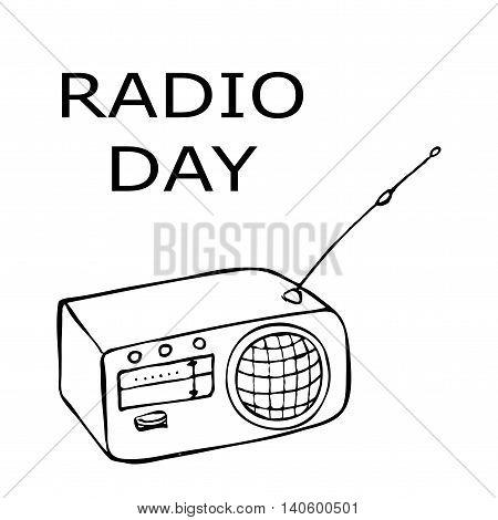 450x470 World Radio Day Vector Amp Photo Bigstock