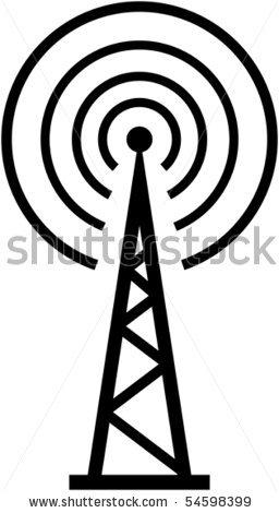 256x470 Radio Tower Logos Radios, App Icon And Logos
