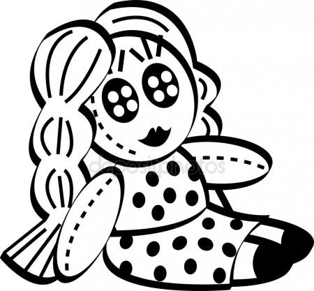 450x417 Rag Doll Stock Vectors, Royalty Free Rag Doll Illustrations
