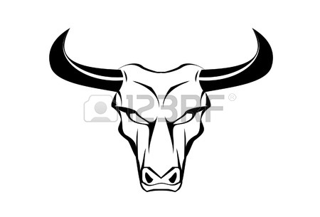 450x305 369 Raging Bull Stock Illustrations, Cliparts And Royalty Free
