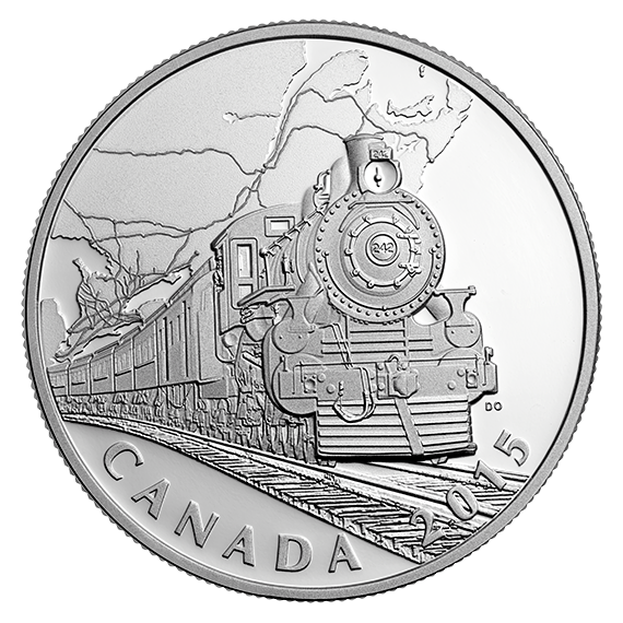 570x570 The Canadian Home Front Transcontinental Railroad