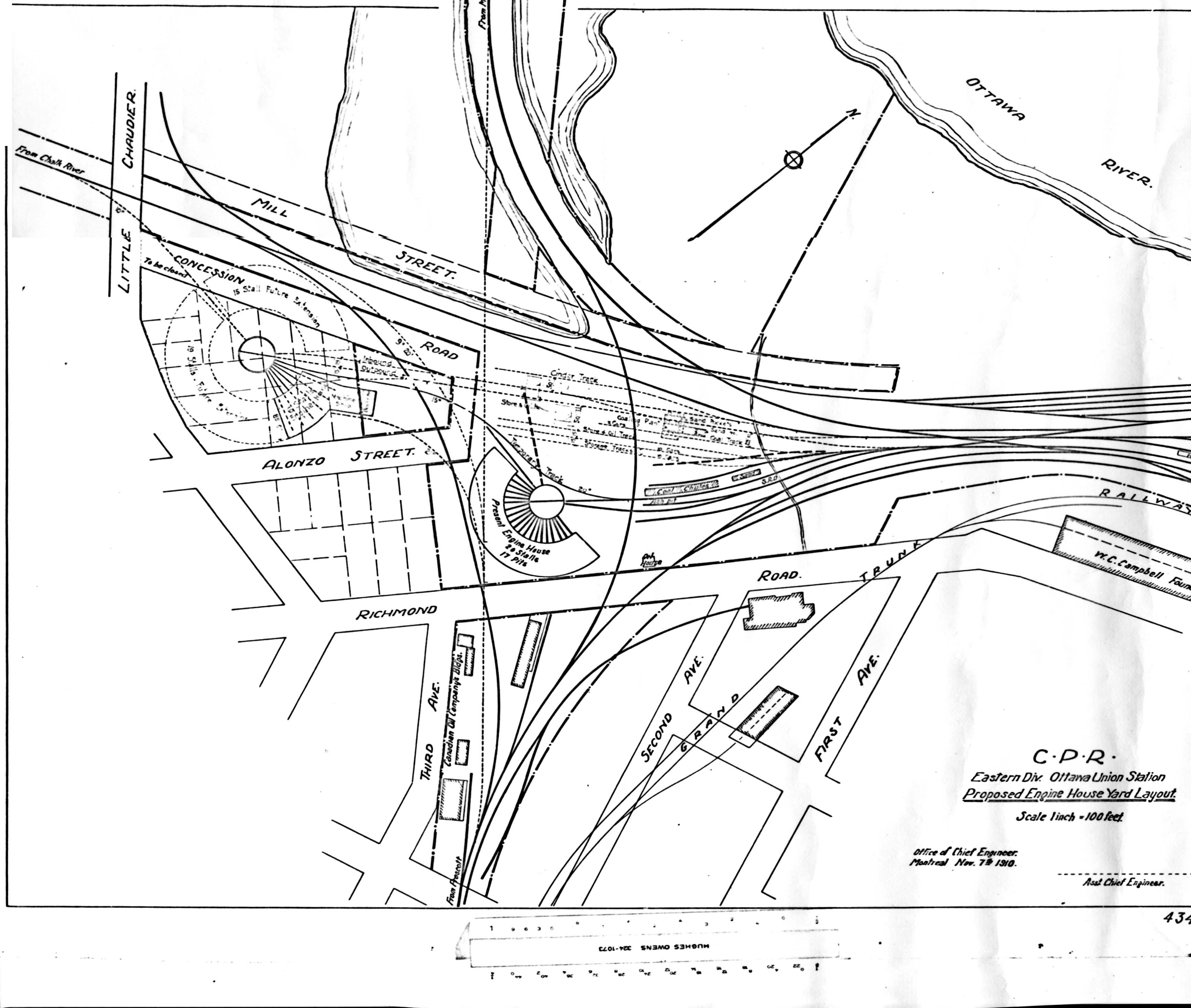 3460x2928 Ottawa Railway History Circle