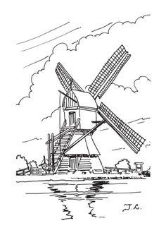 236x333 Draw A Windmill