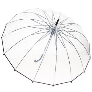300x300 Men Rain Umbrella Auto Open Large Windproof Dome Shaped