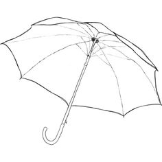 236x236 How To Draw An Umbrella Art Inspiration And Projects
