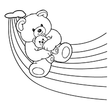 Rainbow Cartoon Drawing at GetDrawings.com | Free for ...