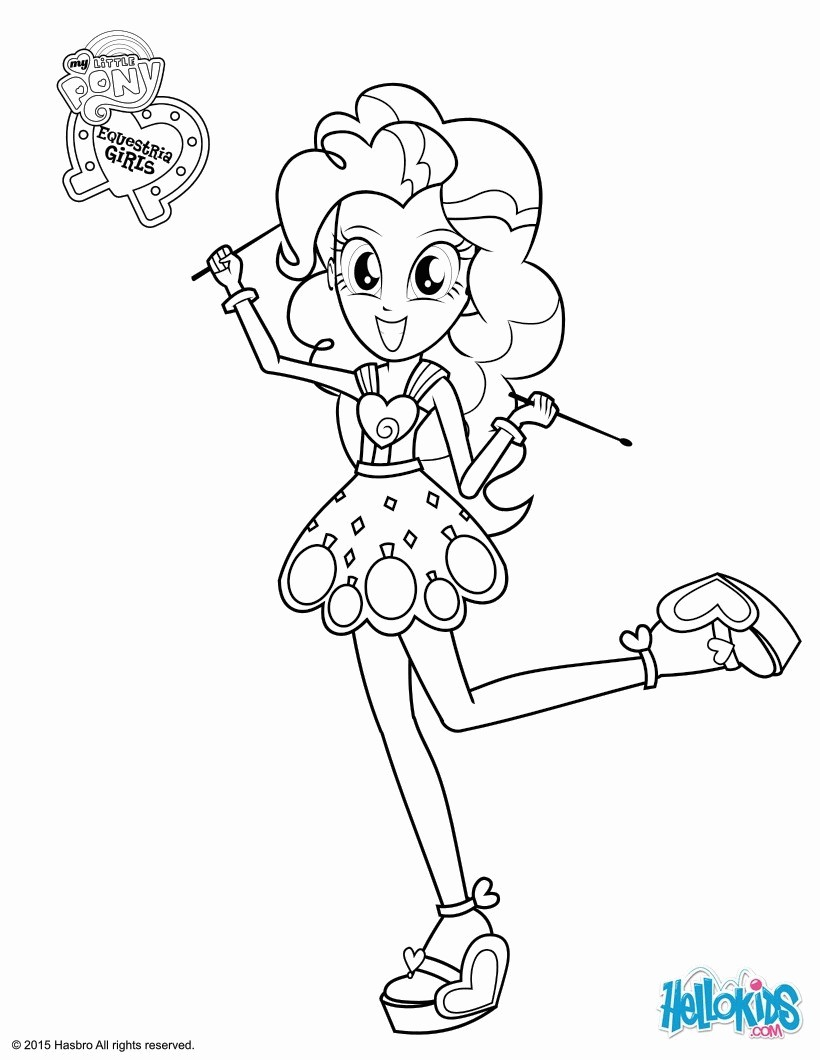 820x1060 My Little Pony Coloring Pages Of Pinkie Pie Copy My Little Pony