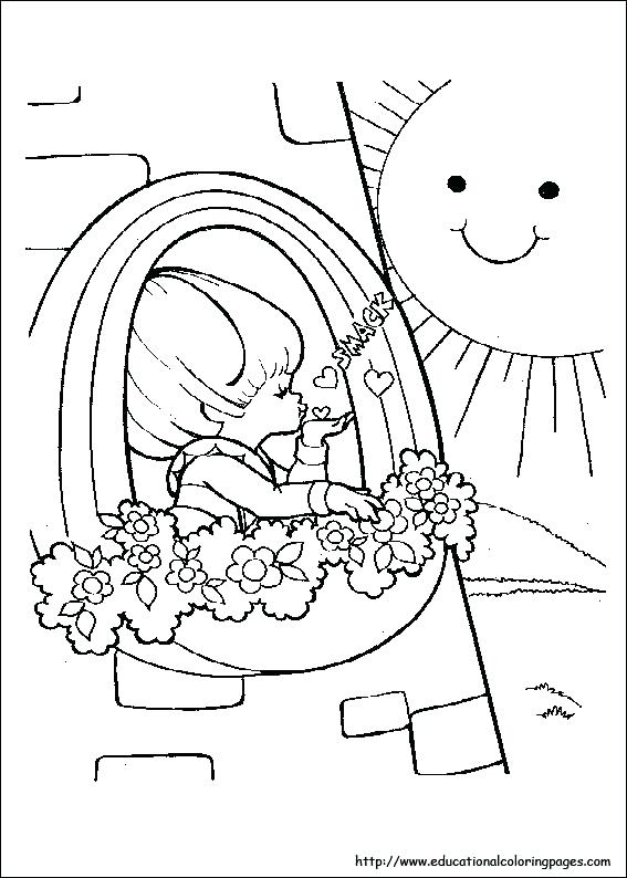 567x794 Rainbow Brite Coloring Pages Coloring Pages Educational Fun Kids