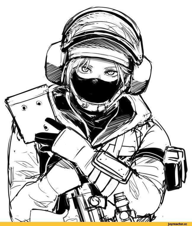 648x763 Rainbow Six Siege, Tom Clancy's Rainbow Six Siege, Iq (Siege
