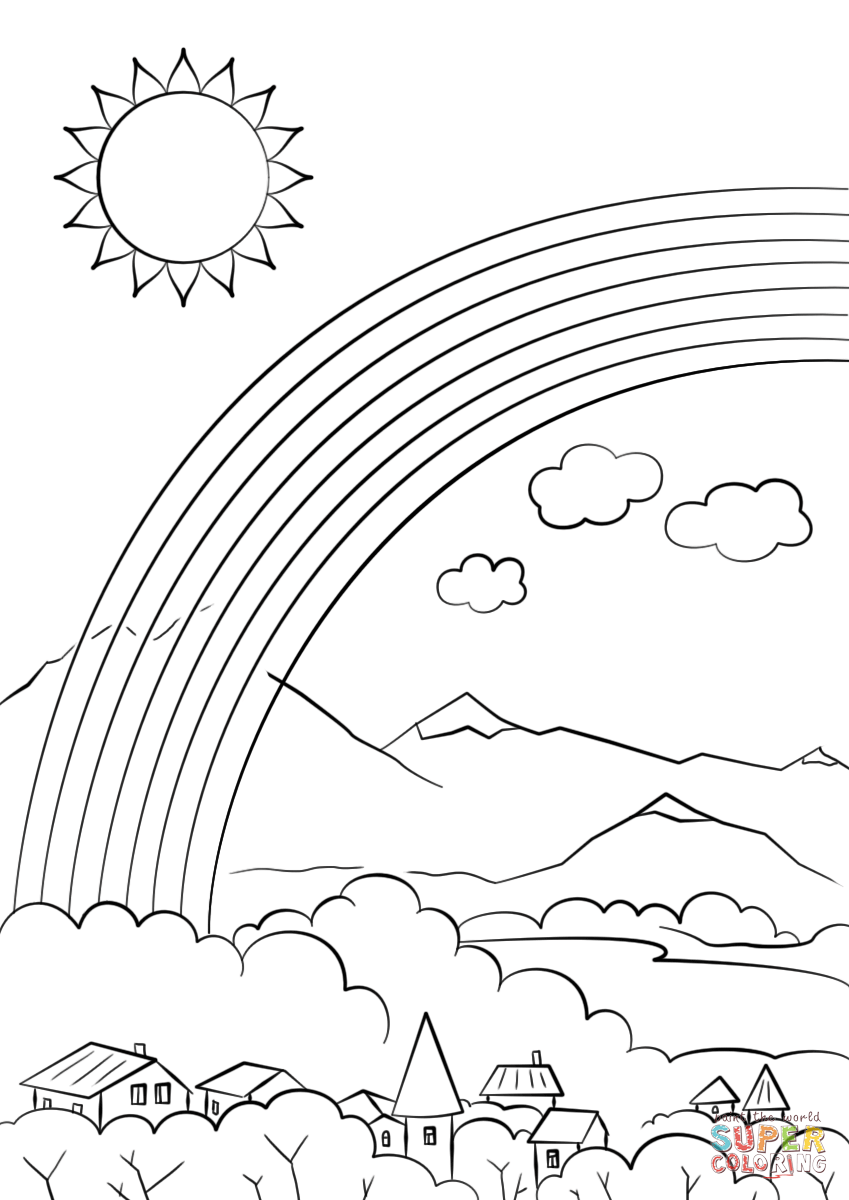 Rainbow Drawing Games at GetDrawings.com | Free for ...