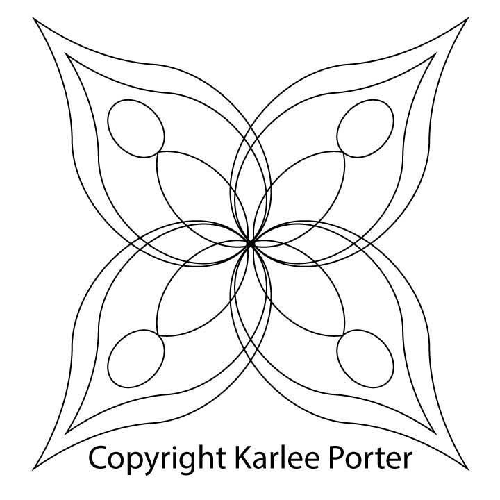 720x720 Elegant Raindrop Block Karlee Porter
