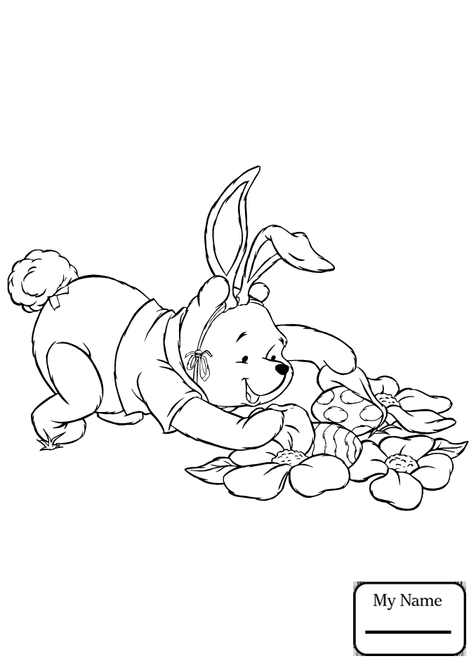 678x950 Winnie The Pooh In The Rainy Day Cartoons Winnie The Pooh Coloring