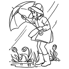 230x230 Top 10 Free Printable Rain Coloring Pages Online
