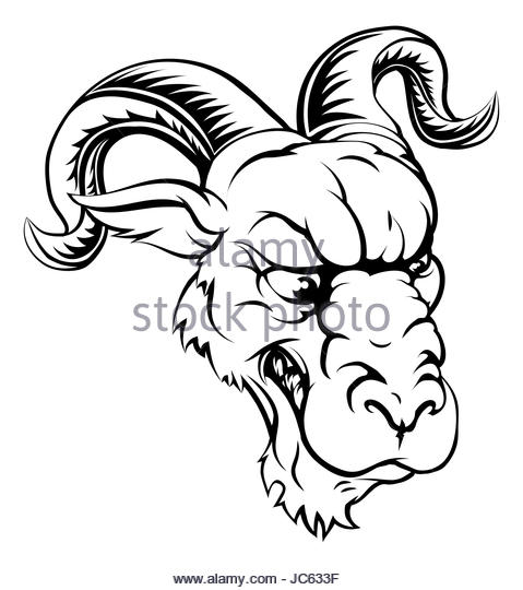 479x540 Rams Head Cut Out Stock Images Amp Pictures