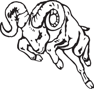 310x295 Dodge Ram Head Drawing