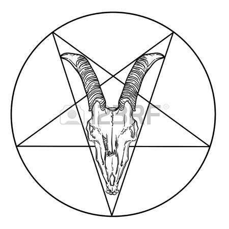 450x450 Drawn Goat Devilish