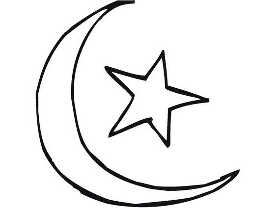 570x428 Ramadan Coloring Pages For Kids