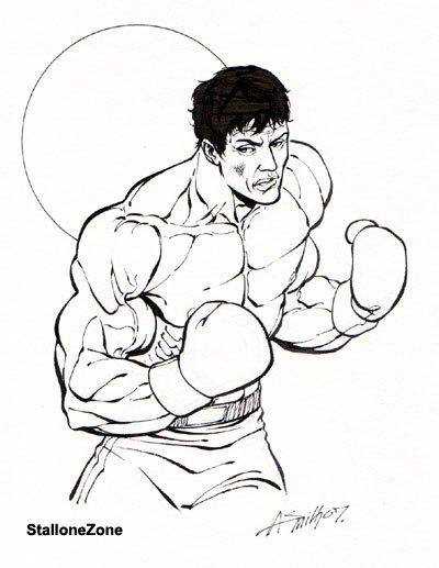 400x517 Rocky By Andy Smith Craig Zablo's Stallonezone
