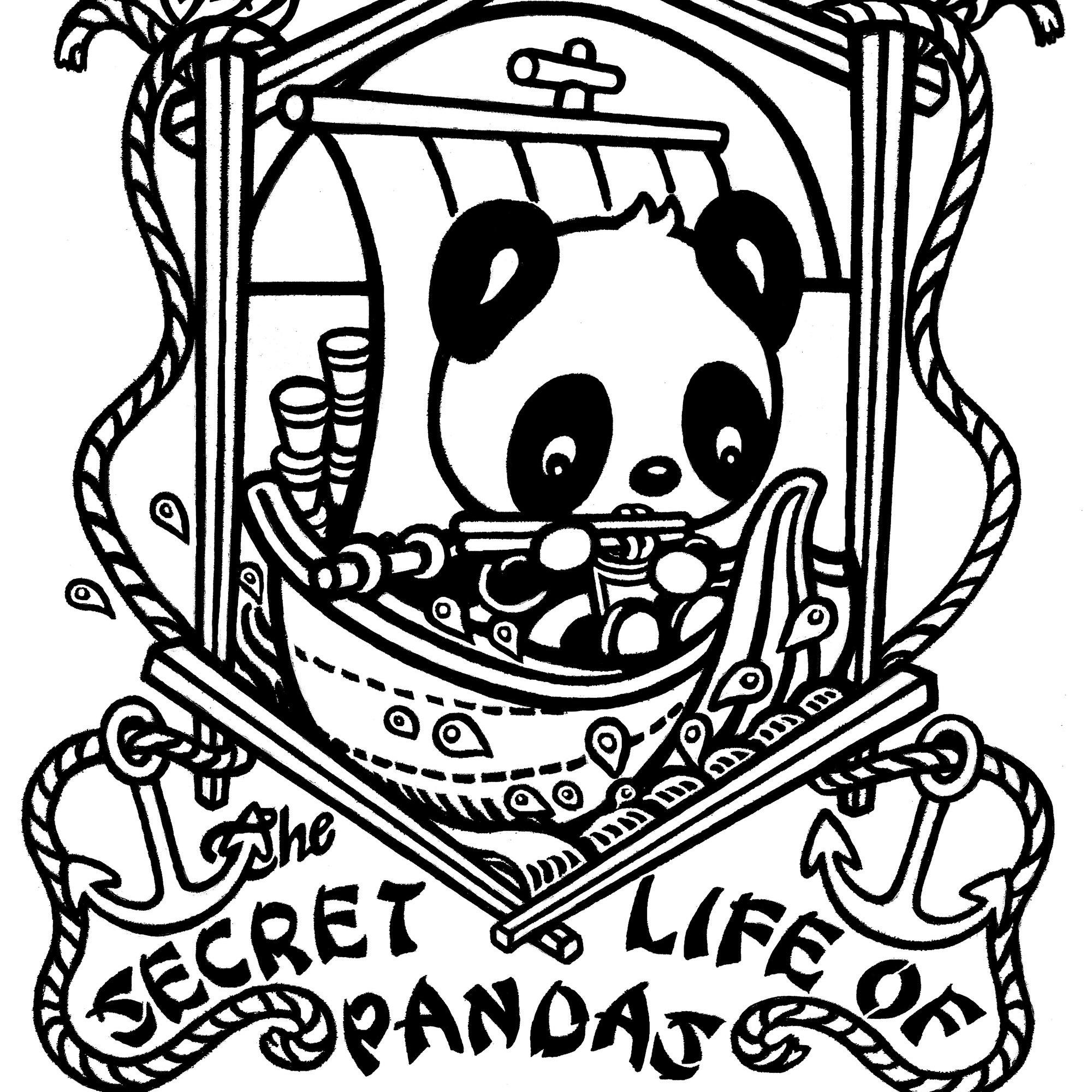 2000x2000 T Shirt Panda Ramen Cute Kawaii Noodlest Shirt Bear